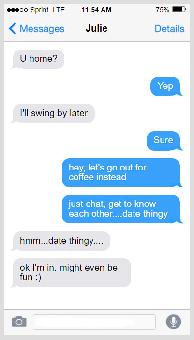 dating-project-conversation